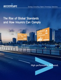 The Rise of Global Standards and How Insurers Can Comply