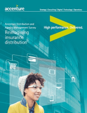 Reimagining insurance distribution