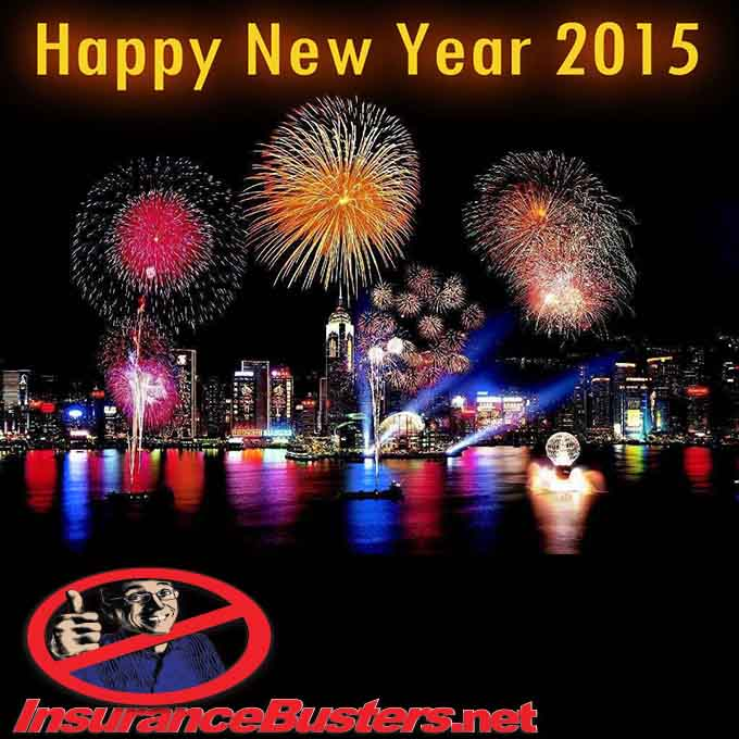 InsuranceBusters.net Happy New Year 2015