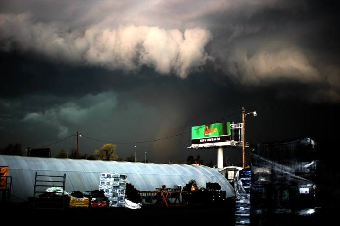 InsuranceBusters.net Tornado and Hail in Oklahoma 5