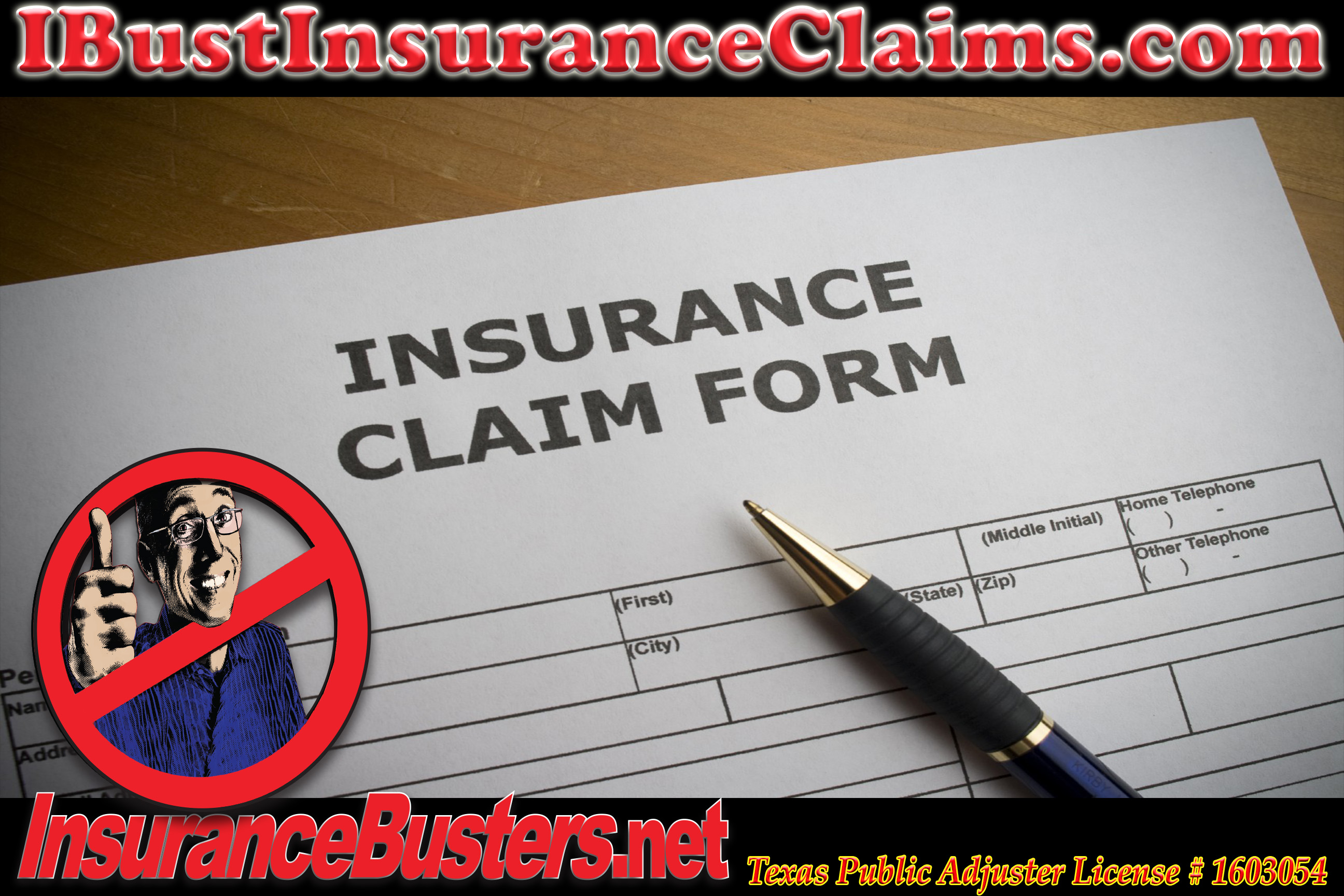 Tornadoes, Hail, Wind... Having Problems with Your Insurance Claim? Free Claim Review