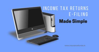 income tax returns e-filing