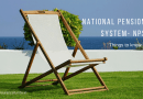 National pension system NPS