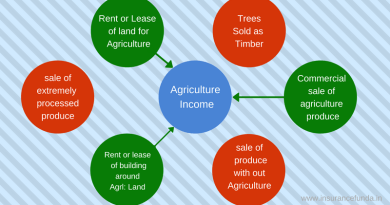 Agriculture income tax online calculator and all about