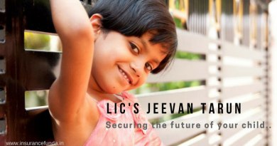 LIC Jeevan tarun 834 all details with premium calculators