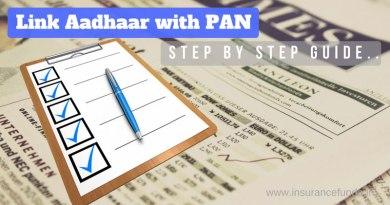 Link Aadhaar to PAN complete step by step guide