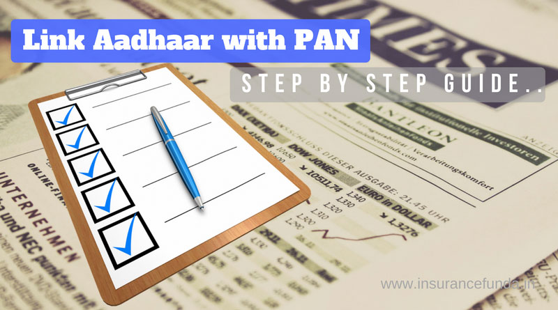Link Aadhaar to PAN complete step by step guide
