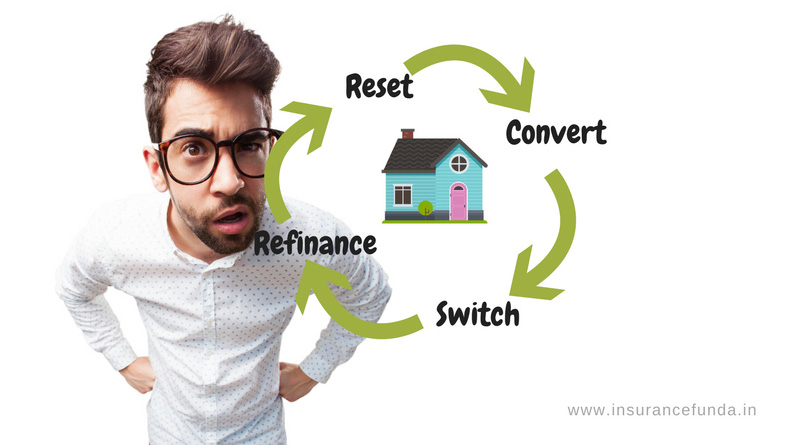 Reduce home loan interest how to do it