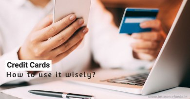 Credit cards - how to use wisely