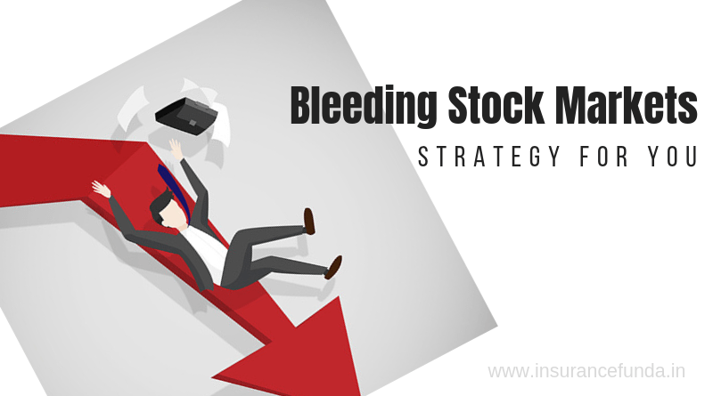 Bleeding stock market - strategy for you