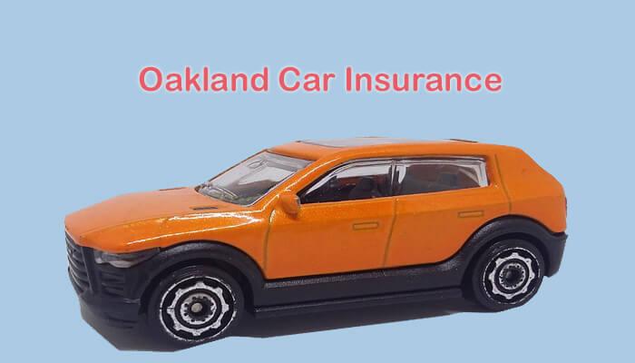 Oakland Car Insurance