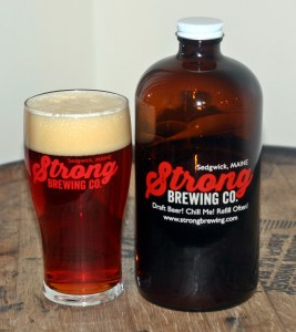 Strong Brewing Maineiac
