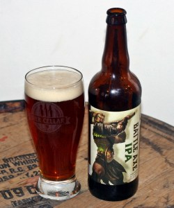 Kelsen Brewing Battle Axe IPA