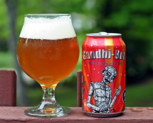 New England Brewing Gandhi Bot