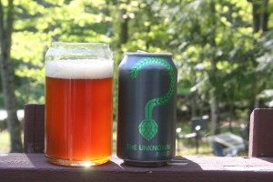 The Unknown Brewing Co Over the Edge IPA