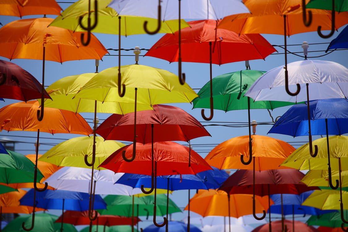 Weather the Storm – Guide to Personal Umbrellas
