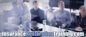 Insurance Restoration Training