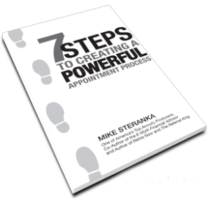 7 Steps to Creating Powerful Appointment Process