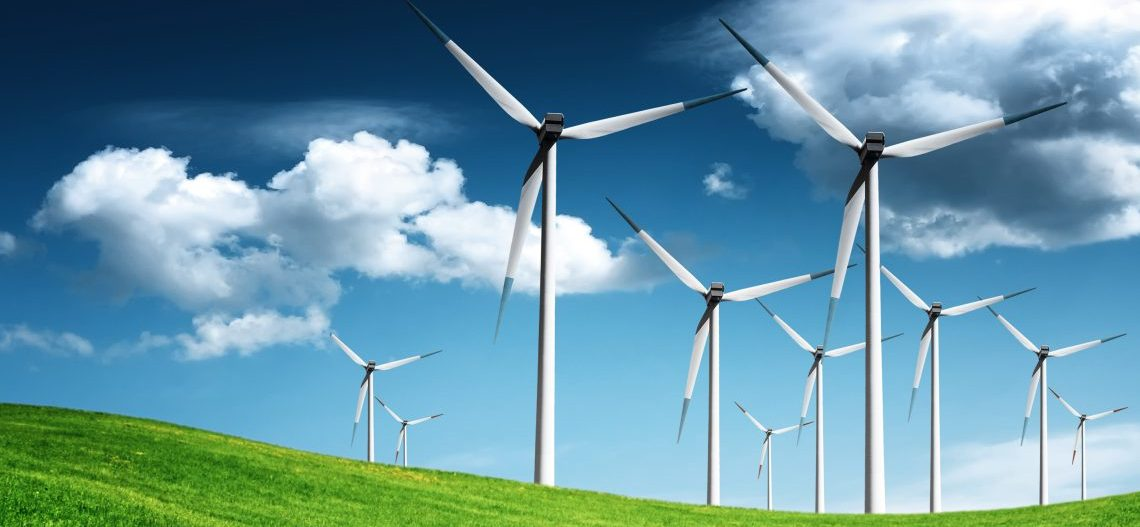 Wind energy insurance turbines
