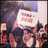 DOMA = Gone