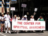 God is Gay, The center for spiritual awareness