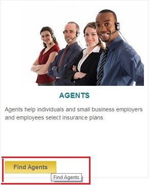 Click on Find Agents to search for Kevin Knauss, or an equally talented agent. I am not shown in the picture.