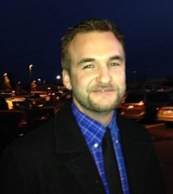 Kyle Holmes, drama teacher at Granite Bay High School,