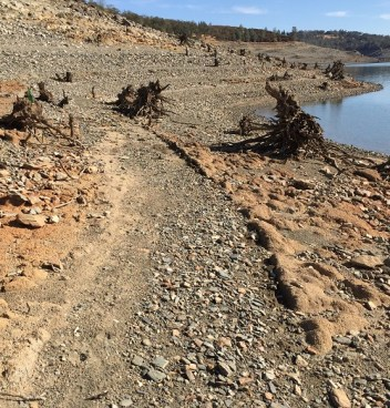 Water Canals, Mining, History, Gold Rush, Folsom Lake, Hiking