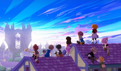 Este juego también llevará directamente en el próximo Kingdom Hearts 2.8: Final Chapter Prologue, el cual incluye una historia secundaria de Unchained X llamada Unchained X - Back Cover, así como una remasterización de Dream Drop Distance and Birth By Sleep 0.2 - A Fragmentary Passage.