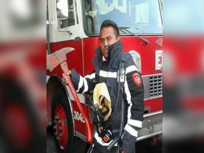 Muere bombero en operativo para sellar fuga de combustible en Hidalgo
