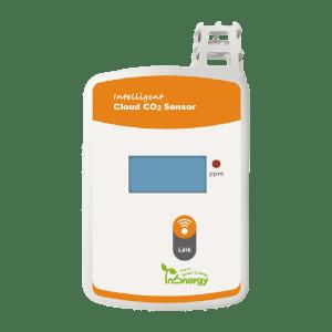 雲端智能二氧化碳感測器