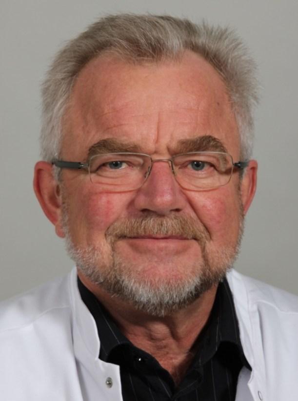 Lars Linnet, overlæge, dr.med. (urologi)