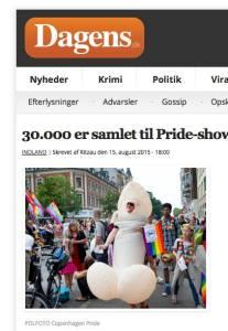 Intact Denmark til Copenhagen Pride / Dagens