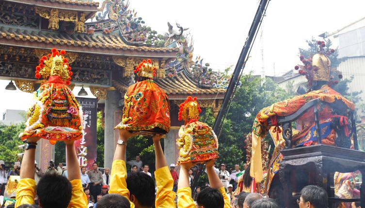 Храм Баоан