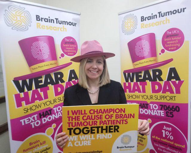 Brain Tumour Ireland calling on Dublin