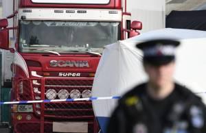 Deaths in trucks were Vietnamese