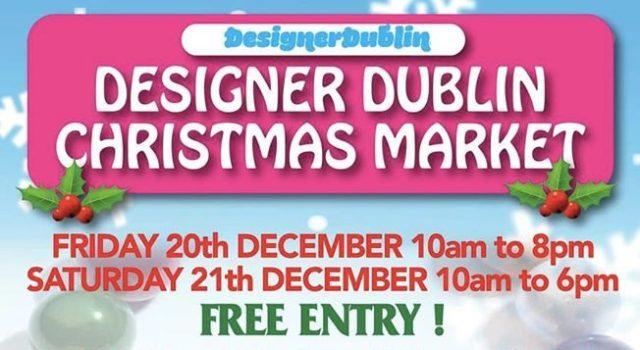 City-centre designer craft Christmas market