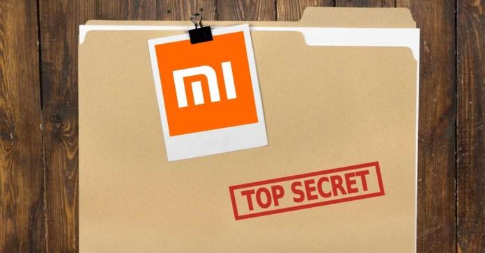 xiaomi secret document leak