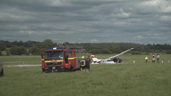 More tests to do on crashing the plane