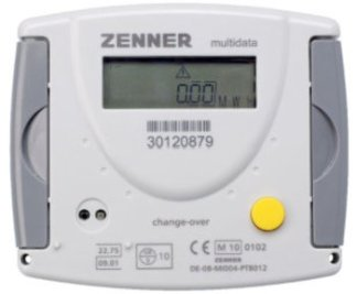 Zenner Heat Meters Range