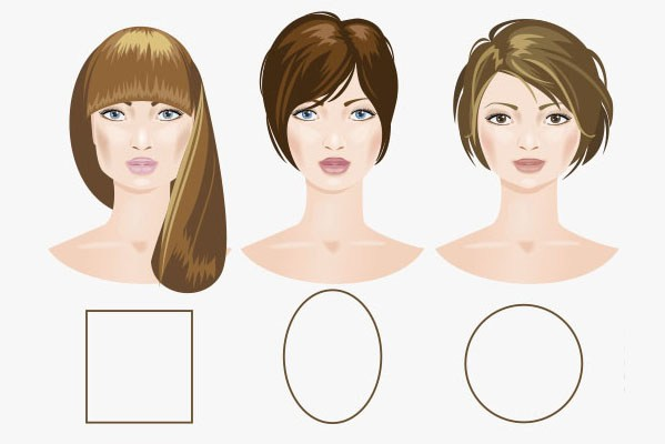 Learn Which Hair Cut Combines More With Your Type of Face