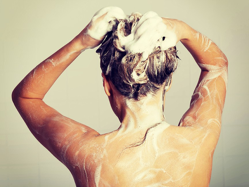 What is the real function of shampoo for your hair?