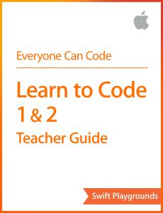 Learn to Code 1 & 2 - InTEACT
