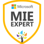 Microsoft Innovative Expert Badge