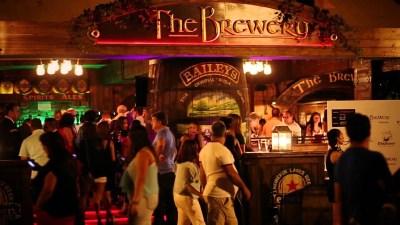 Great bar design creates atmosphere
