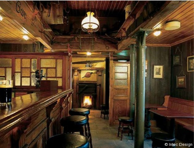 Bar Design Restaurant Design Hotel Dublin Ireland Belfast