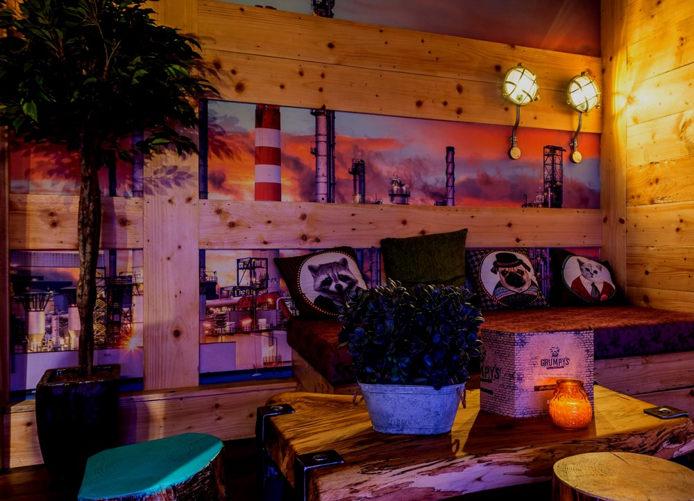 Bar Garden Design Bangor County Down