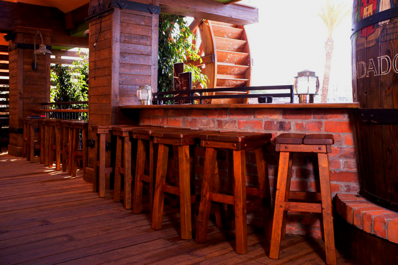 Portugal Beer Garden Design