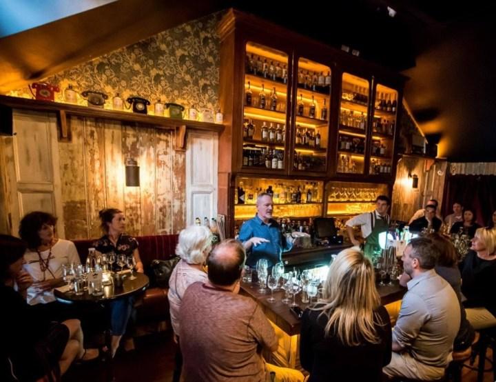Davy Macs Bar Design Waterford