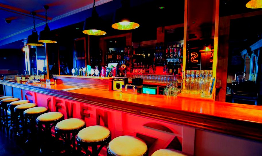 Modern Bar design Galway